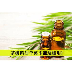 很多人都不知道的茶樹精油用法和禁忌
